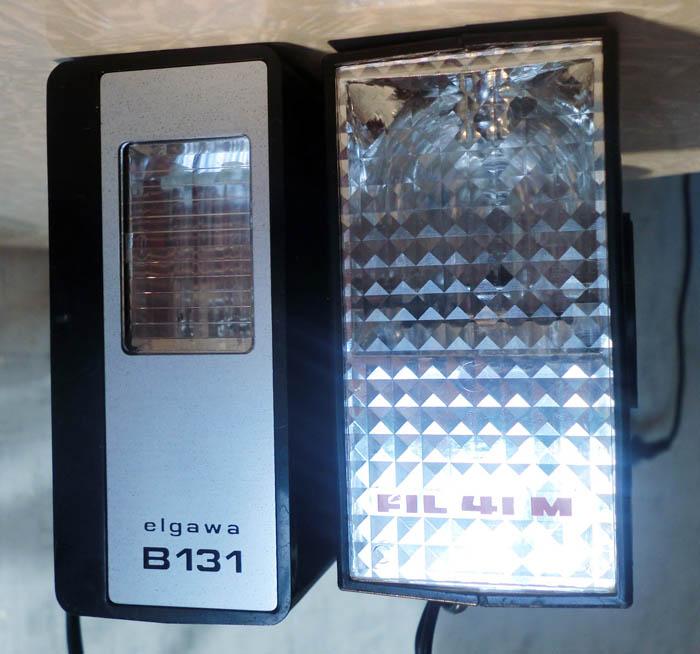 elgawa B131 и Fil 41M